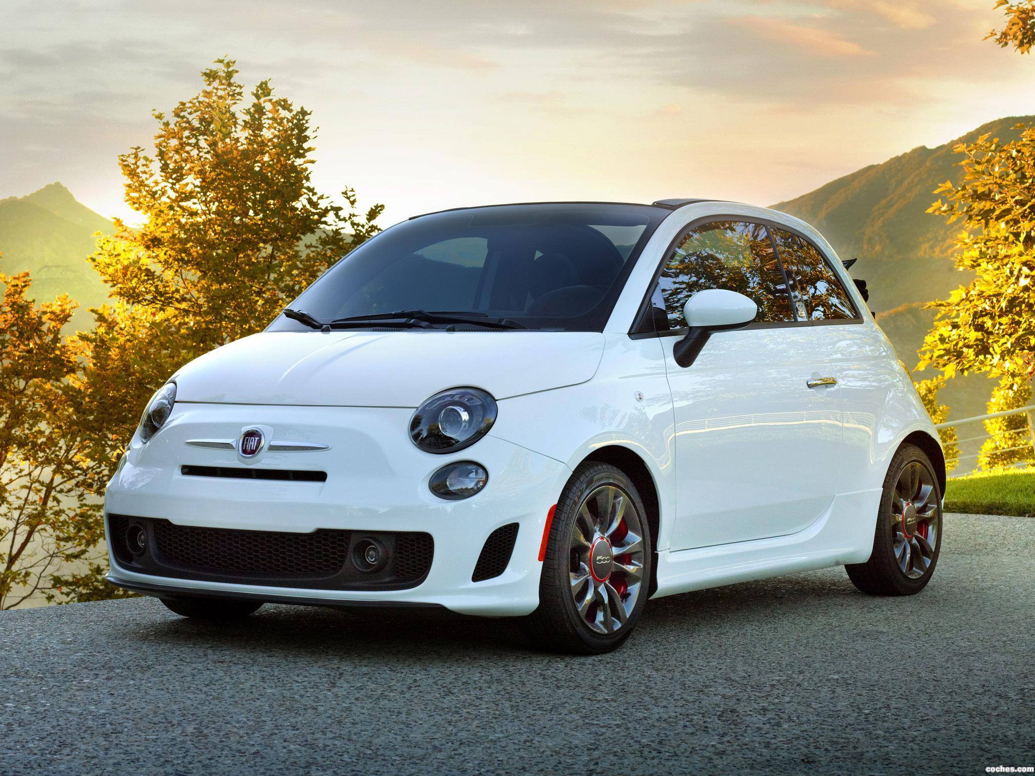 Foto 0 de Fiat 500C GQ USA 2014
