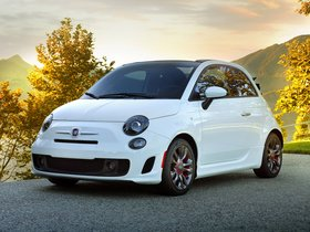 Fotos de Fiat 500C GQ USA 2014