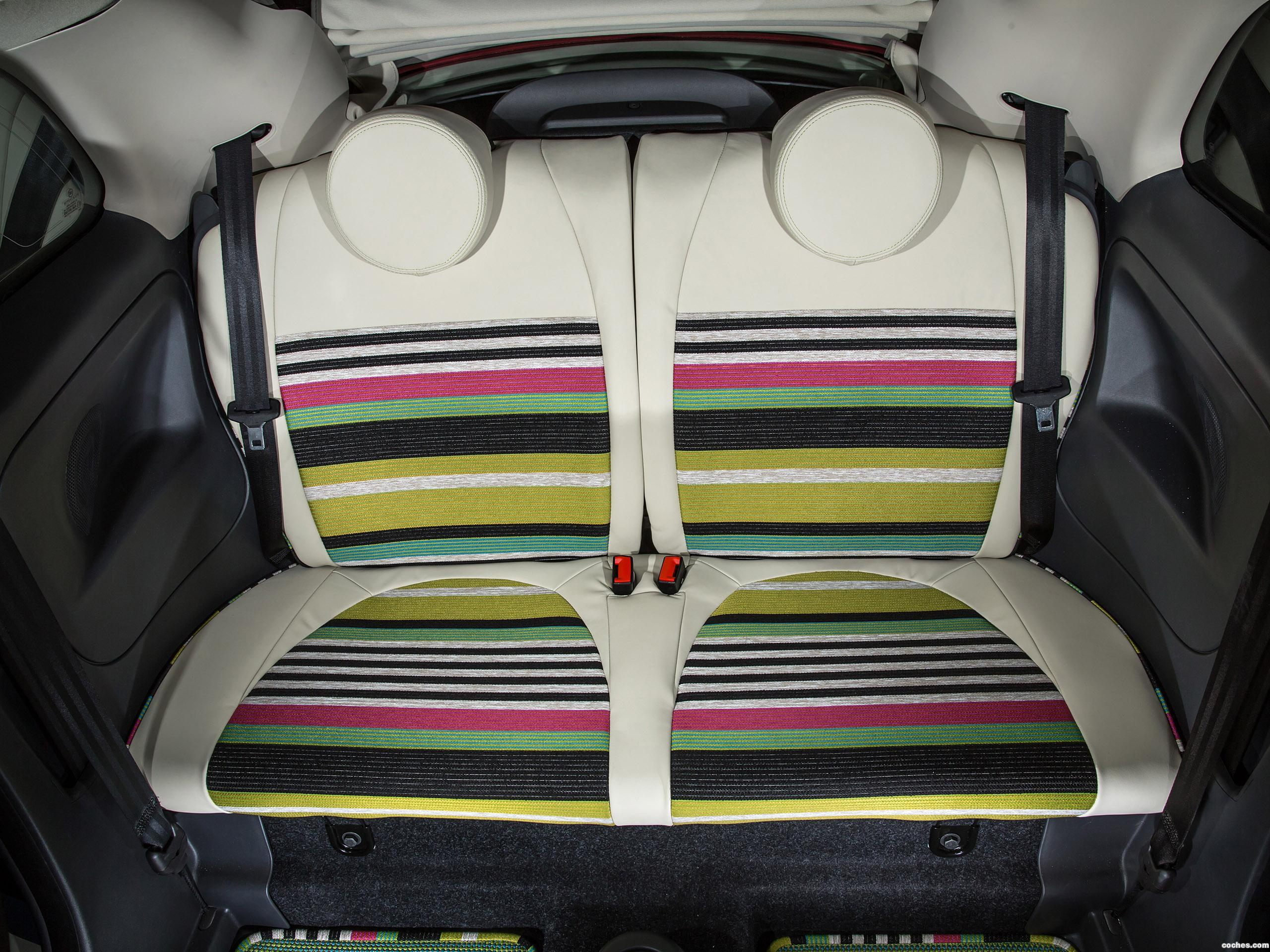 Foto 7 de Fiat 500C Missoni by Garage Italia Customs 2017