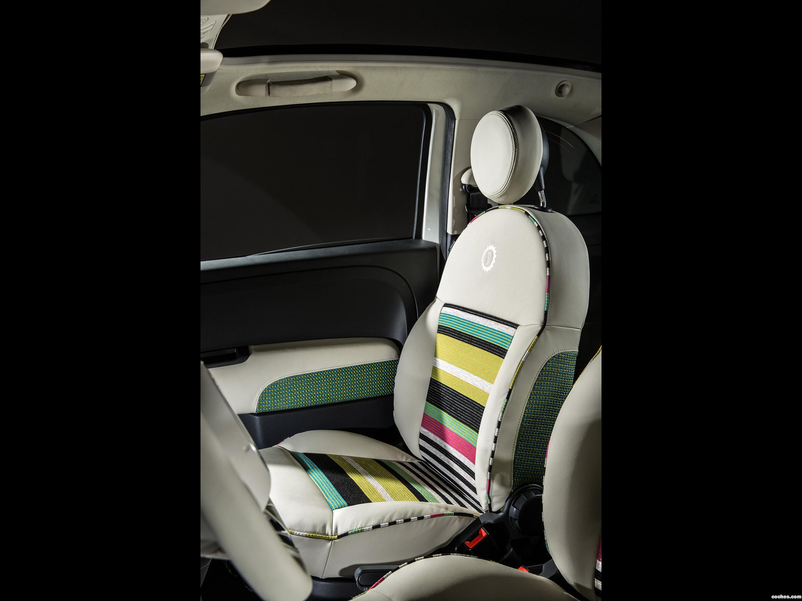 Foto 12 de Fiat 500C Missoni by Garage Italia Customs 2017