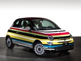 Ver foto 5 de Fiat 500C Missoni by Garage Italia Customs 2017