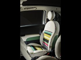 Ver foto 13 de Fiat 500C Missoni by Garage Italia Customs 2017