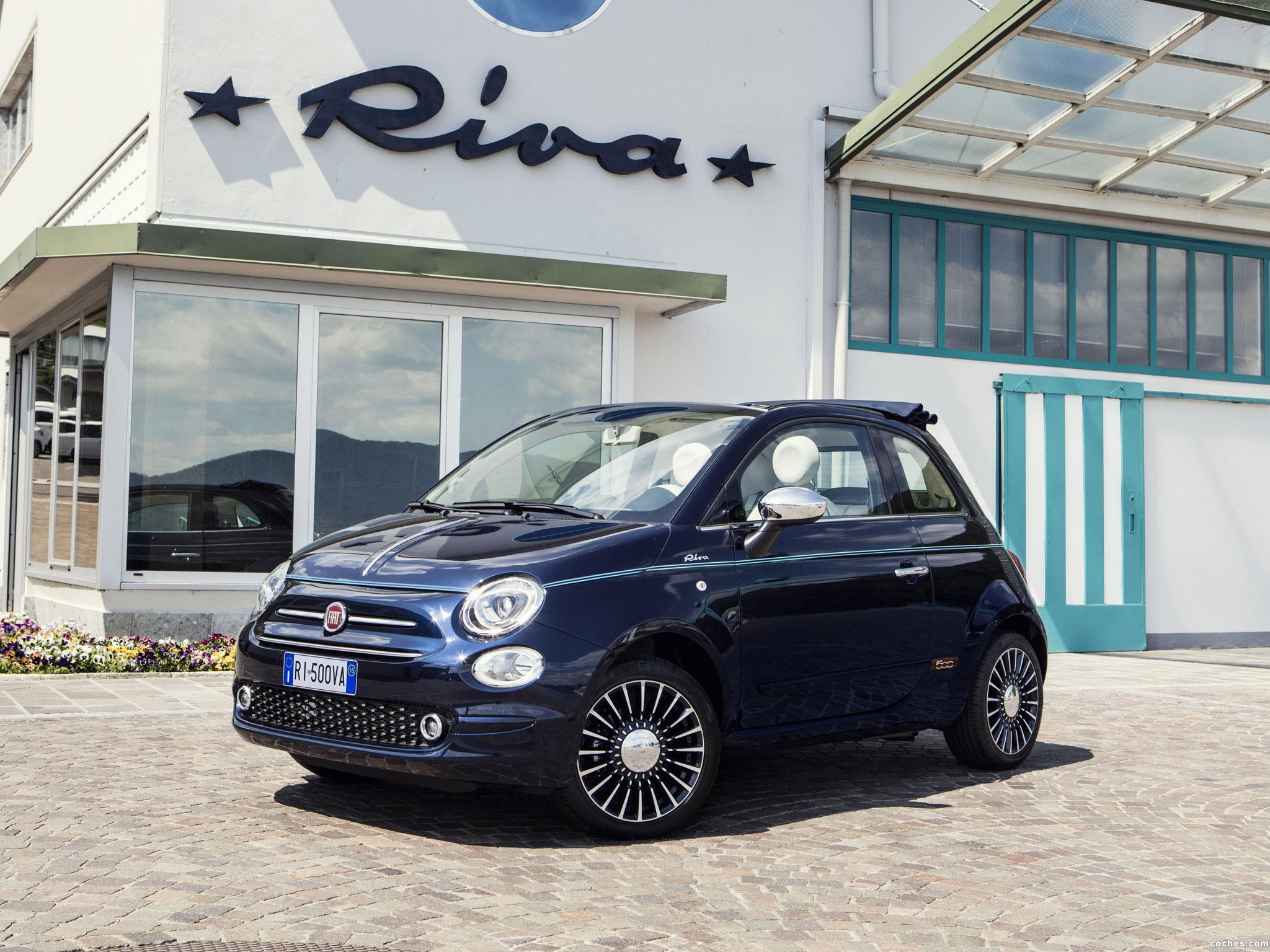 Foto 10 de Fiat 500C Riva 2016
