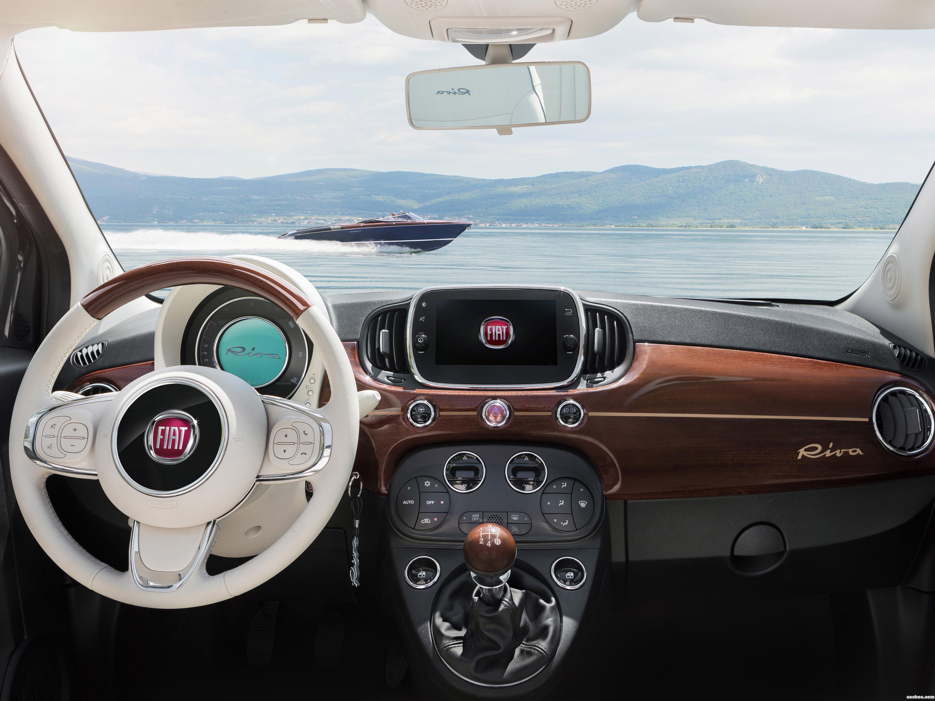 Foto 18 de Fiat 500C Riva 2016