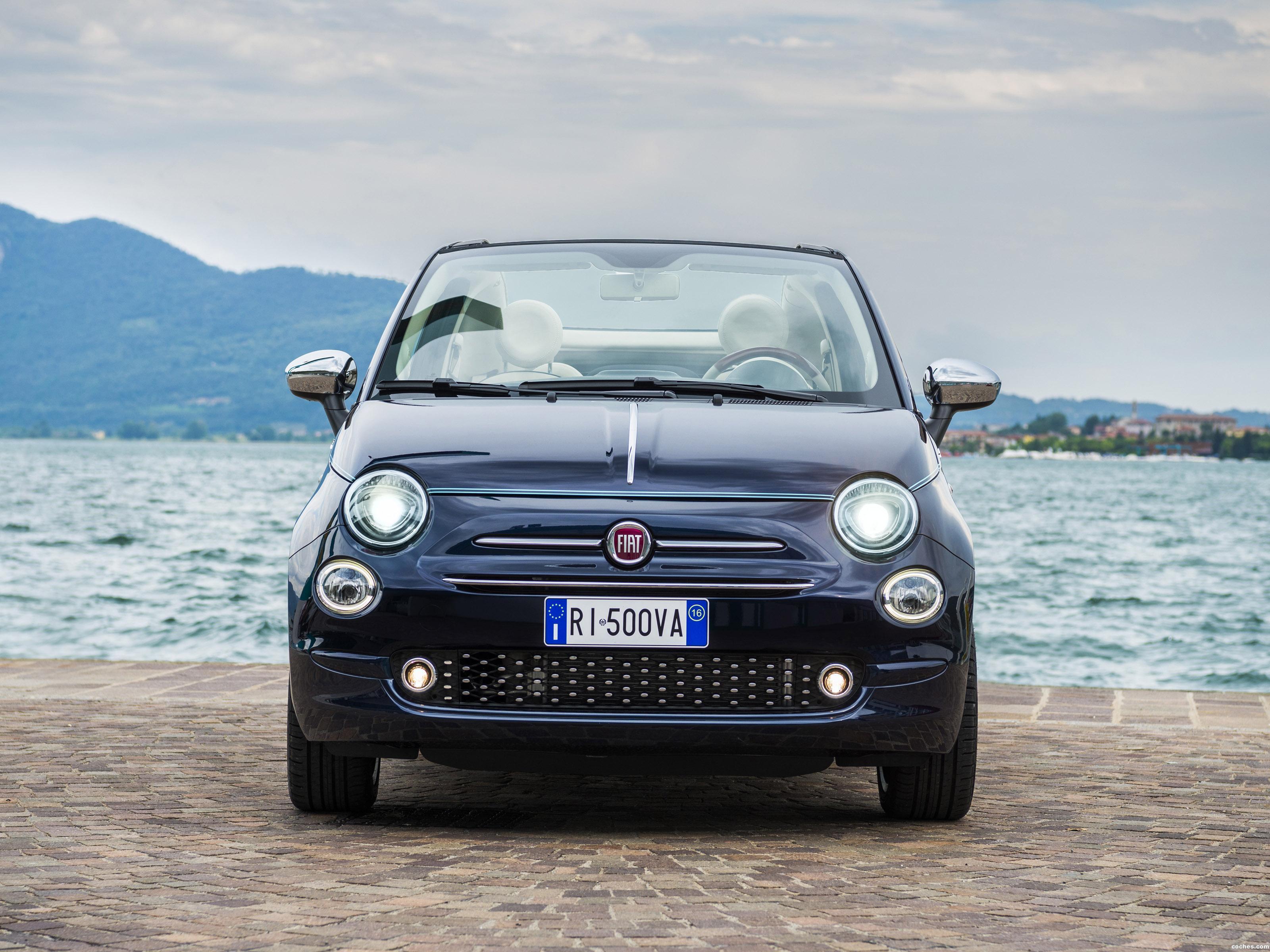 Foto 11 de Fiat 500C Riva 2016