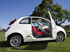 Ver foto 3 de Fiat 500C USA 2011