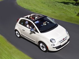 Fotos de Fiat 500C USA 2011