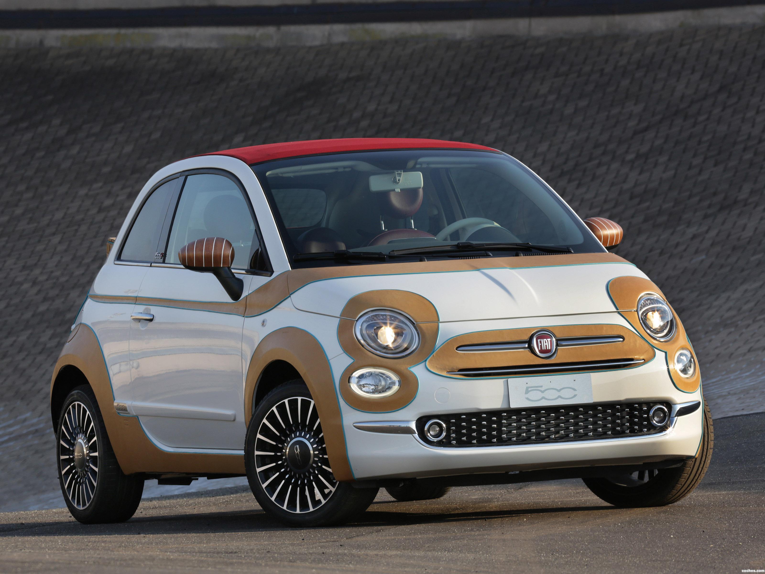 Foto 0 de Fiat 500C i Defend Gala 2015