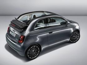 Ver foto 22 de Fiat 500C La Prima Italia 2020