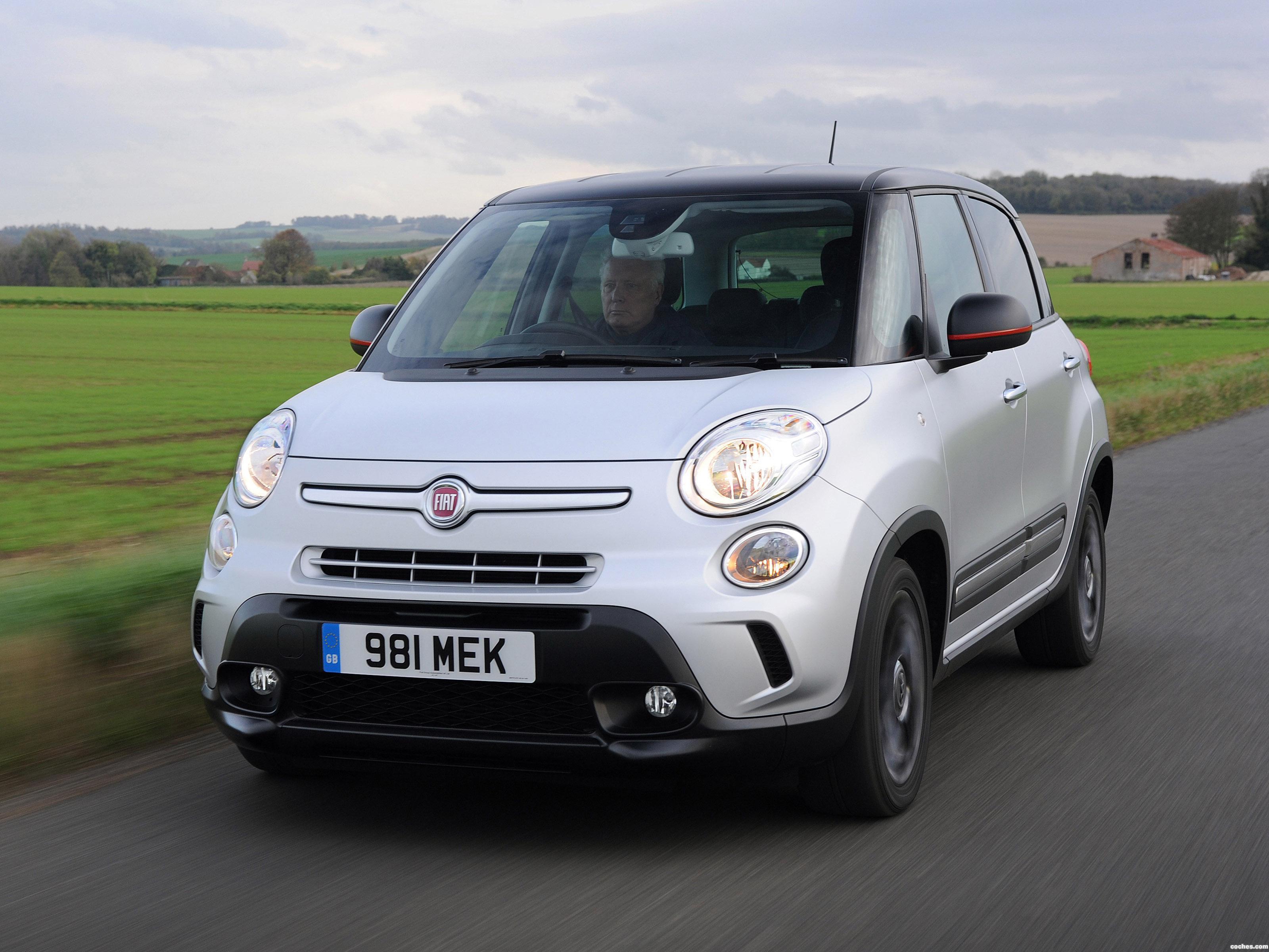 Foto 0 de Fiat 500L Beats Edition UK 2014