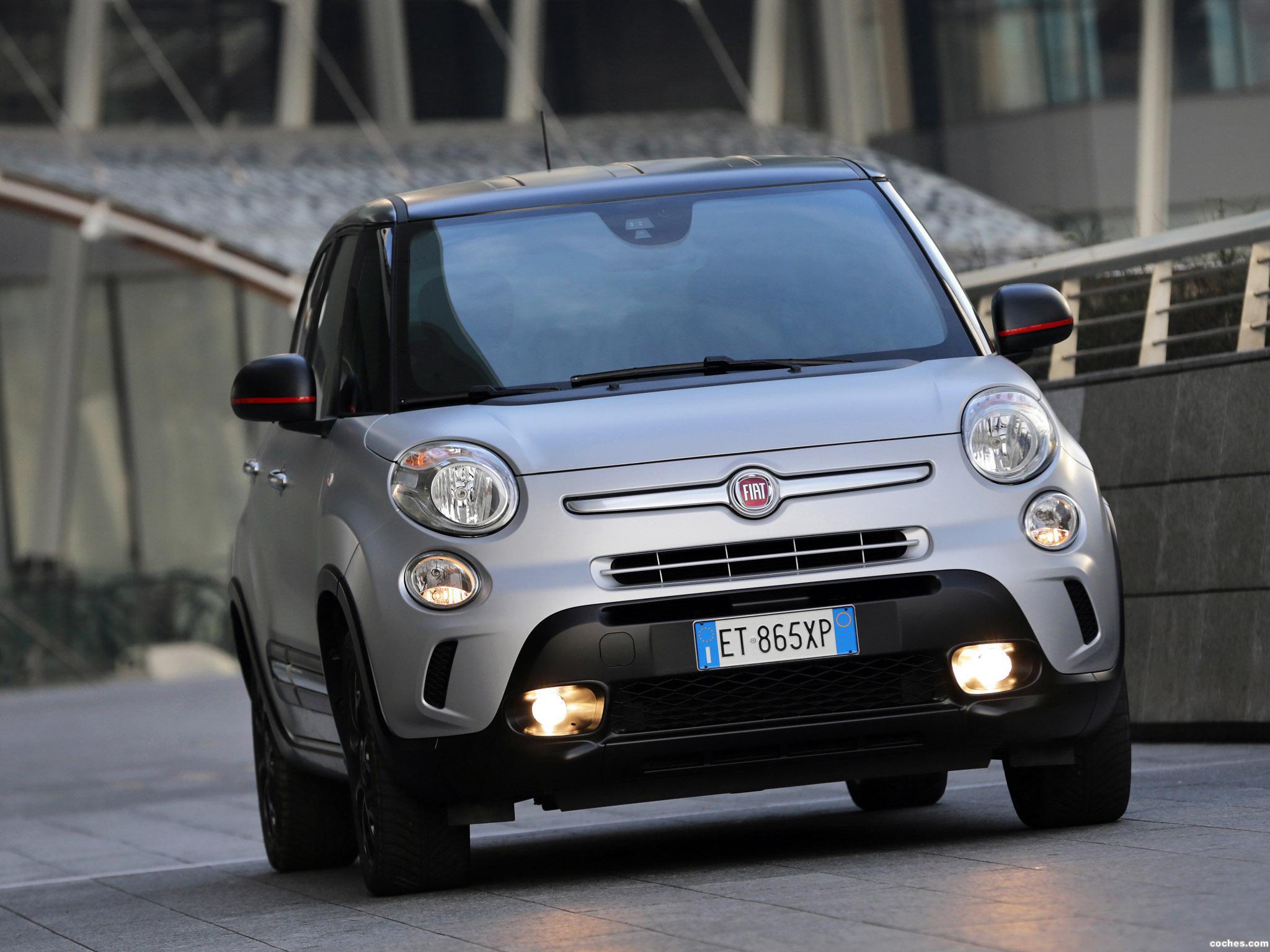 Foto 0 de Fiat 500L Beats 2014