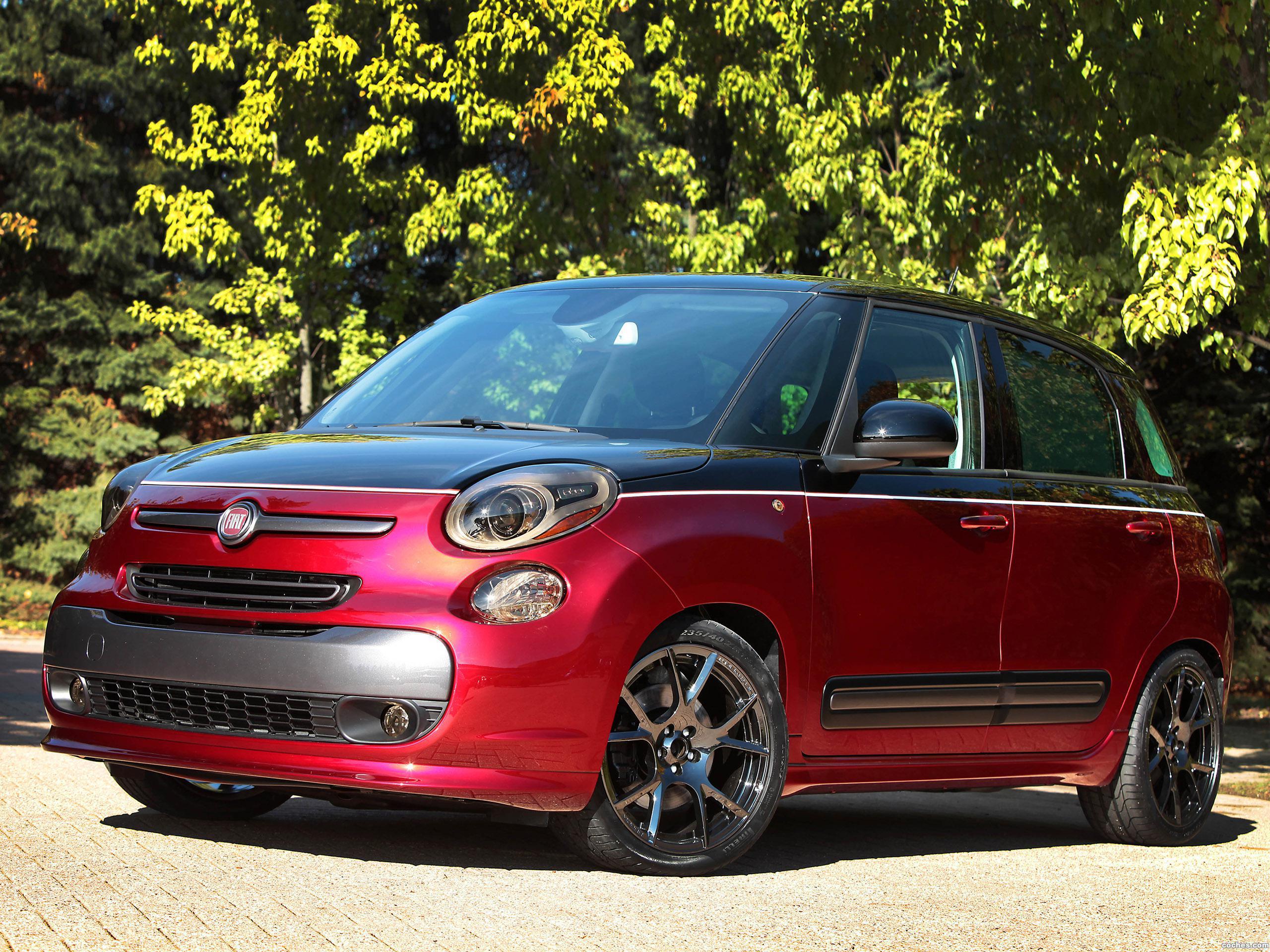 Foto 0 de Fiat 500L Custom 2014