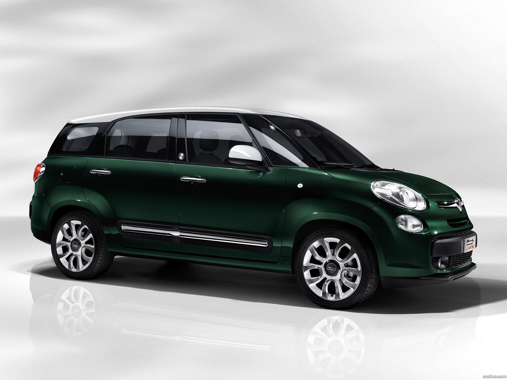 Foto 0 de Fiat 500L Living 2013