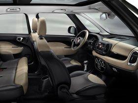 Ver foto 4 de Fiat 500L Living 2013