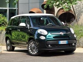 Ver foto 10 de Fiat 500L Living 2013