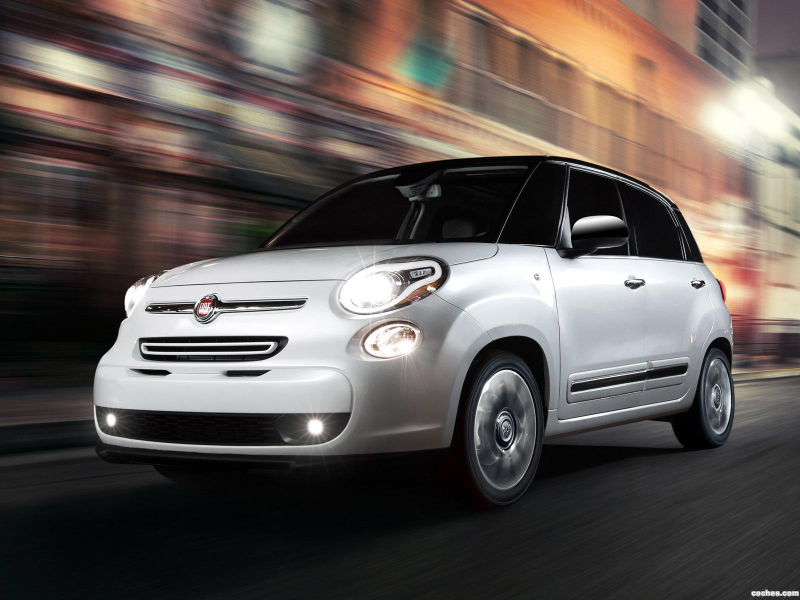 Foto 0 de Fiat 500L Lounge USA 2013