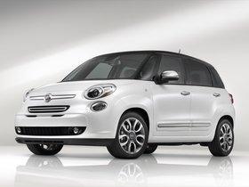 Ver foto 3 de Fiat 500L Lounge USA 2013