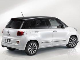 Ver foto 2 de Fiat 500L Lounge USA 2013