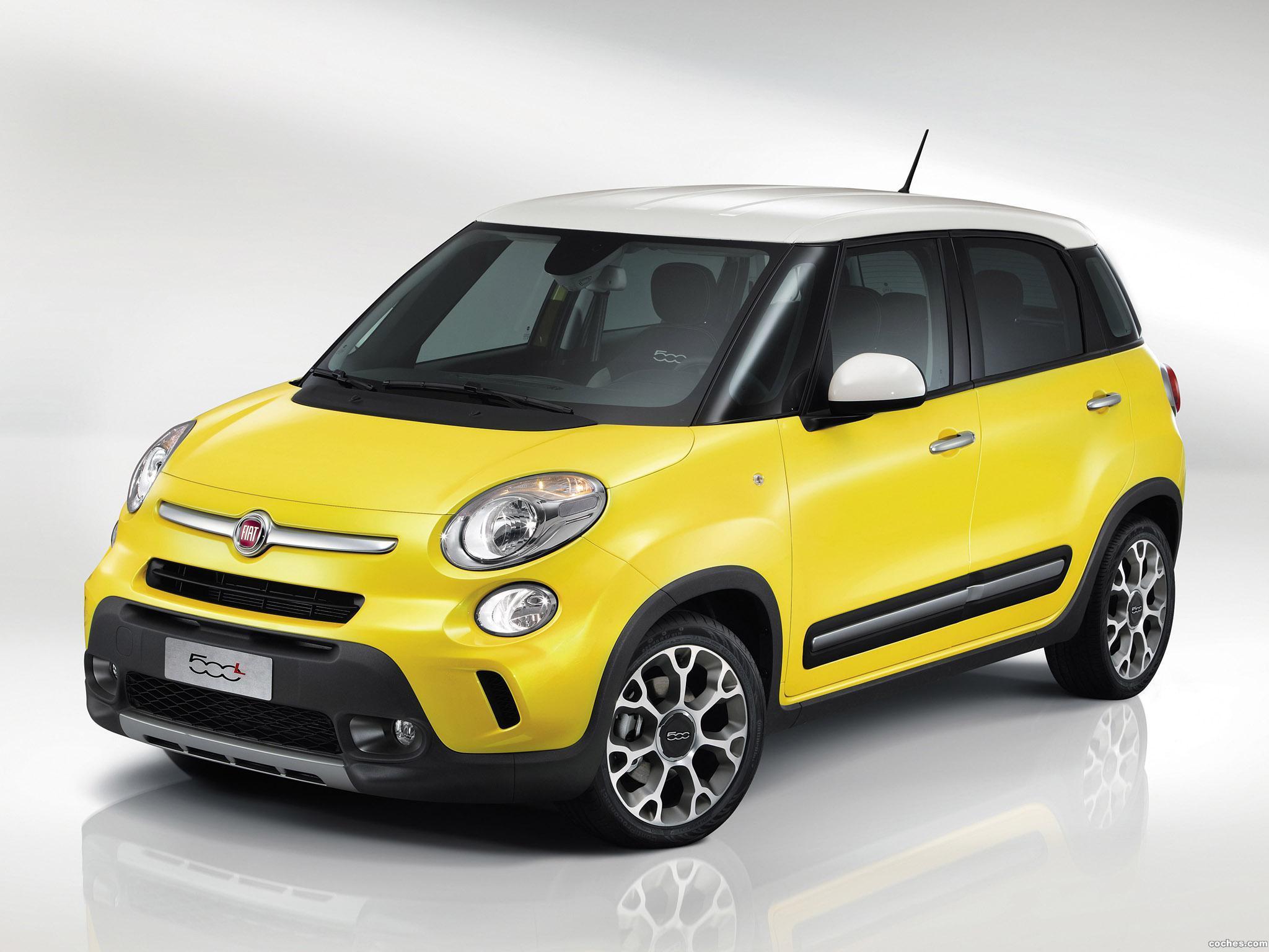 Ver ofertas de Fiat 500l nuevos Ver Fiat 500l de segunda manoFiat 500l Trekking