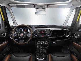 Ver foto 5 de Fiat 500L Trekking 2013