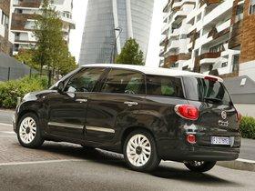 Ver foto 14 de Fiat 500L Wagon 2017