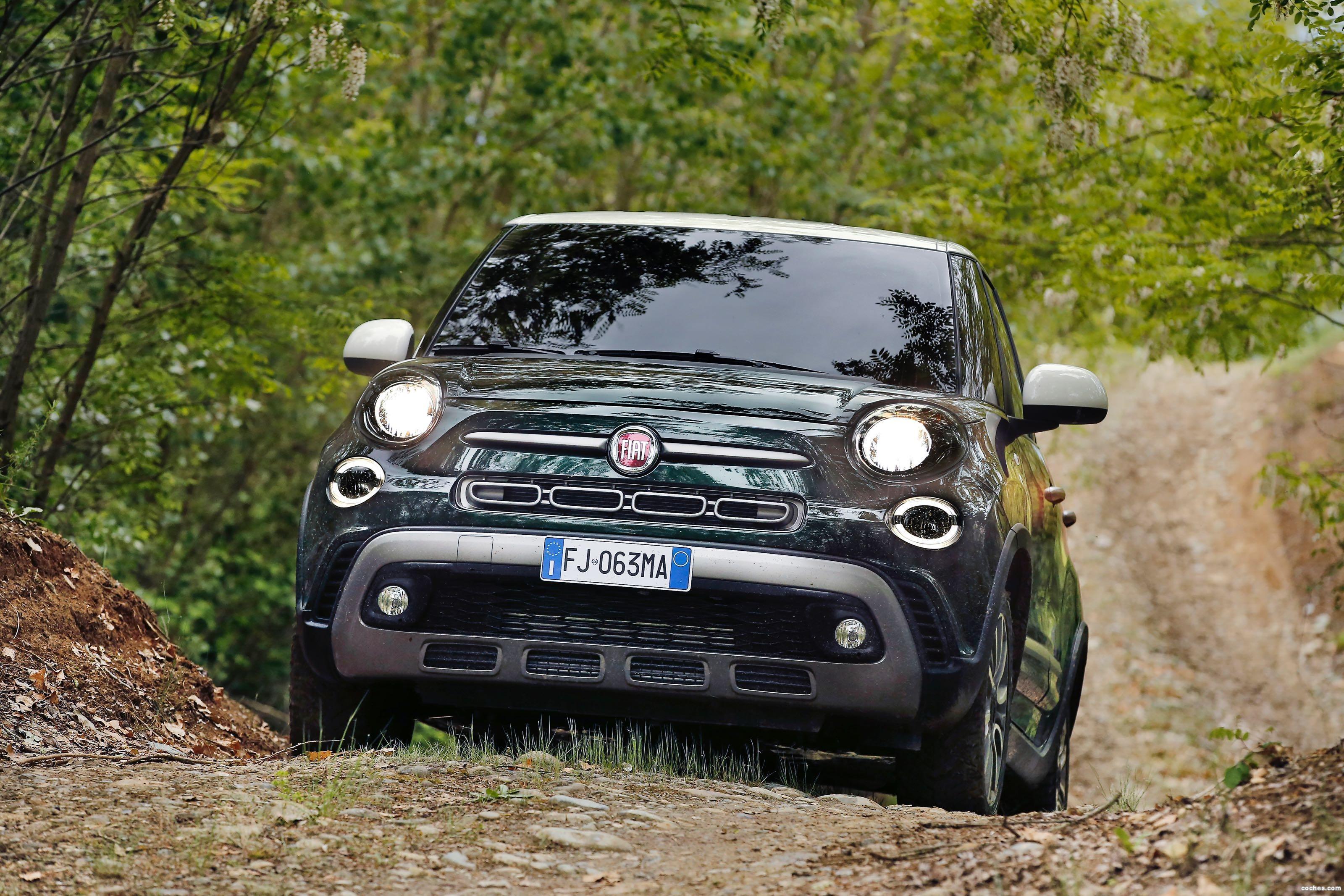Foto 0 de Fiat 500L Cross 2017