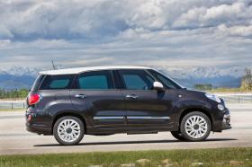 Ver foto 3 de Fiat 500L Wagon 2017