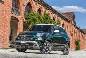Ver foto 9 de Fiat 500L Cross 2017