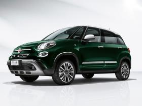 Fotos de Fiat 500L Cross 2017