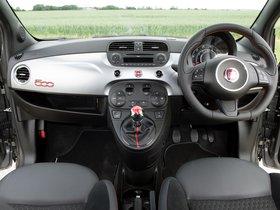 Ver foto 9 de Fiat 500S UK 2013