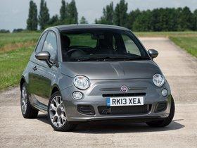 Ver foto 6 de Fiat 500S UK 2013