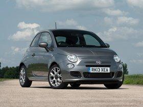 Ver foto 4 de Fiat 500S UK 2013