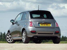 Ver foto 3 de Fiat 500S UK 2013