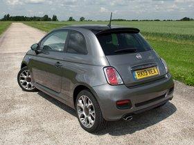 Ver foto 2 de Fiat 500S UK 2013