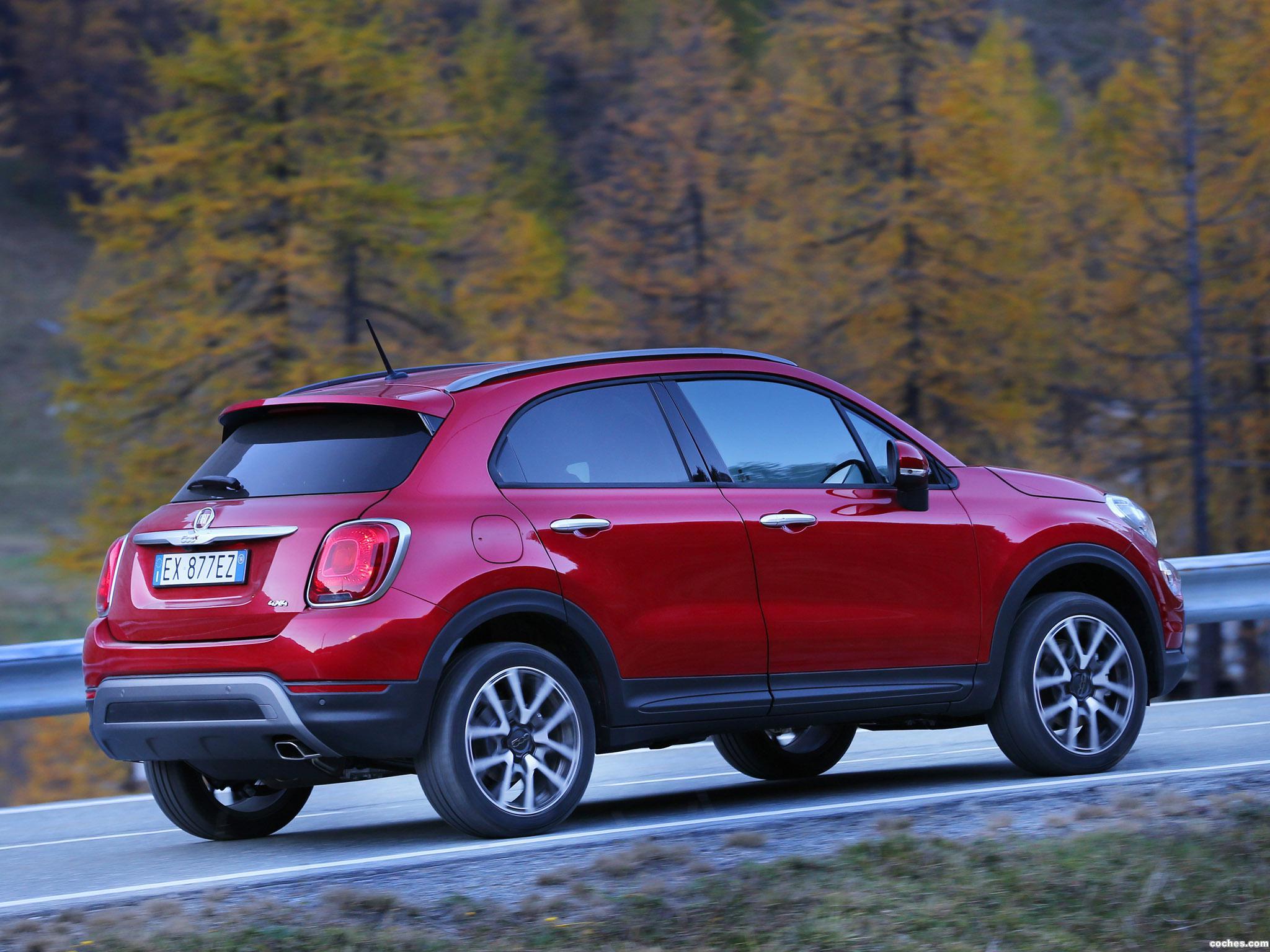 Foto 26 de Fiat 500X Cross 2015