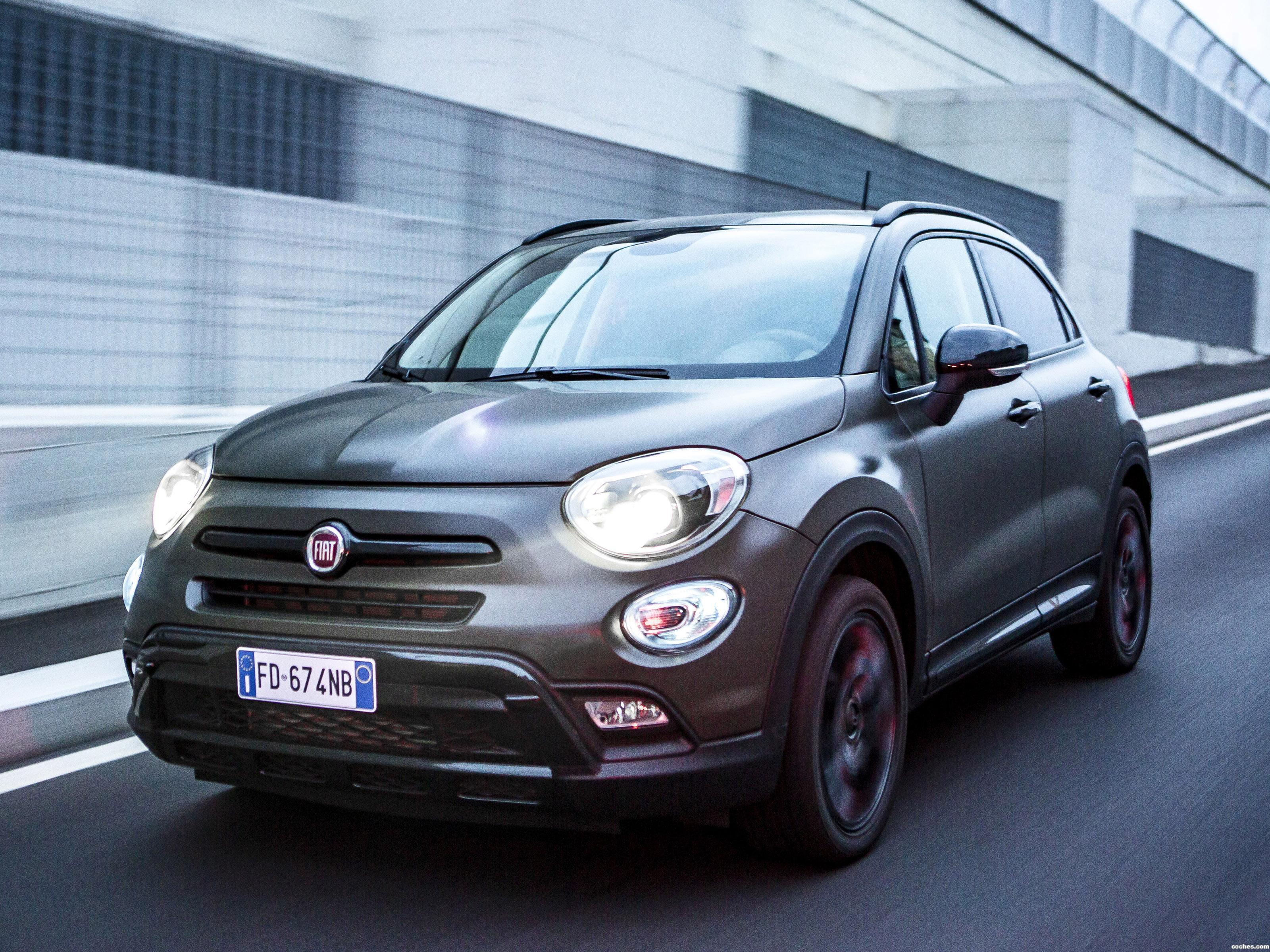 Foto 0 de Fiat 500X Cross S Design 2017