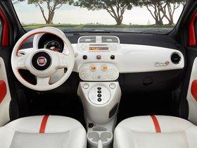 Ver foto 2 de Fiat 500e 2013