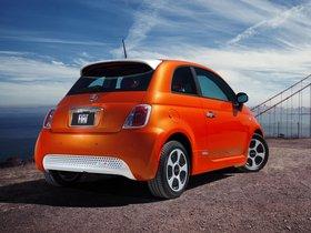 Ver foto 8 de Fiat 500e 2013