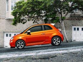 Ver foto 7 de Fiat 500e 2013
