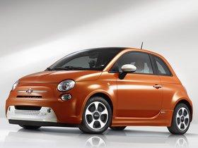 Ver foto 5 de Fiat 500e 2013