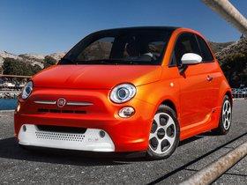 Ver foto 3 de Fiat 500e 2013