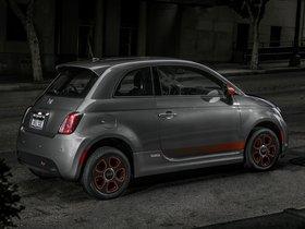 Ver foto 2 de Fiat 500e e-Sport 2013