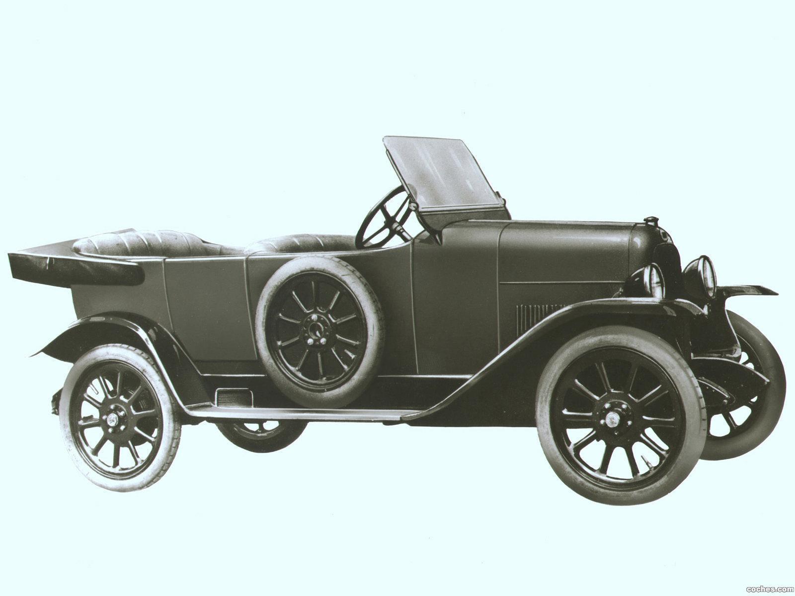Foto 0 de Fiat 501 1926
