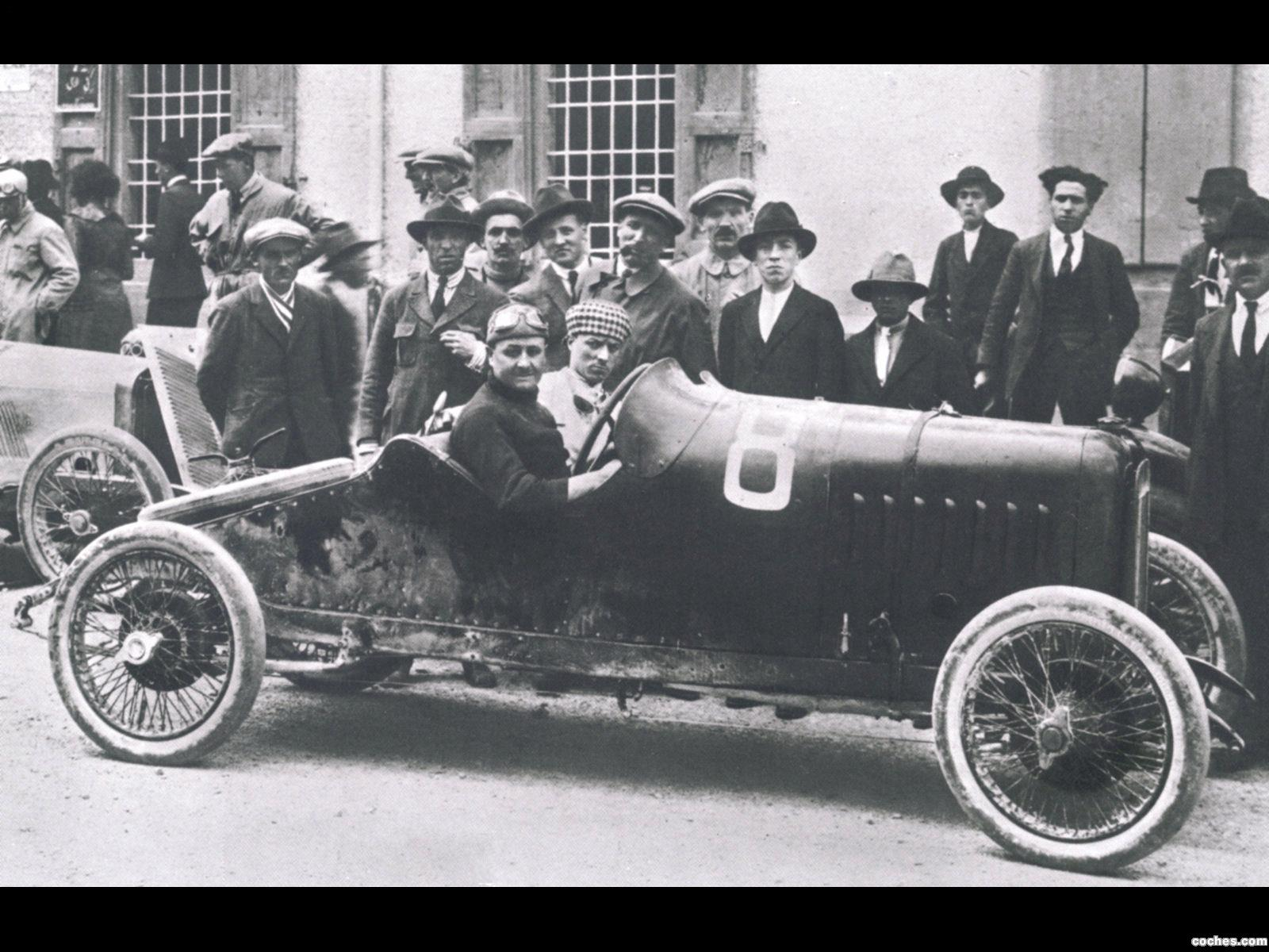 Foto 0 de Fiat 501 SS 1921