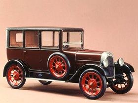 Fotos de Fiat 501 Saloon 1920
