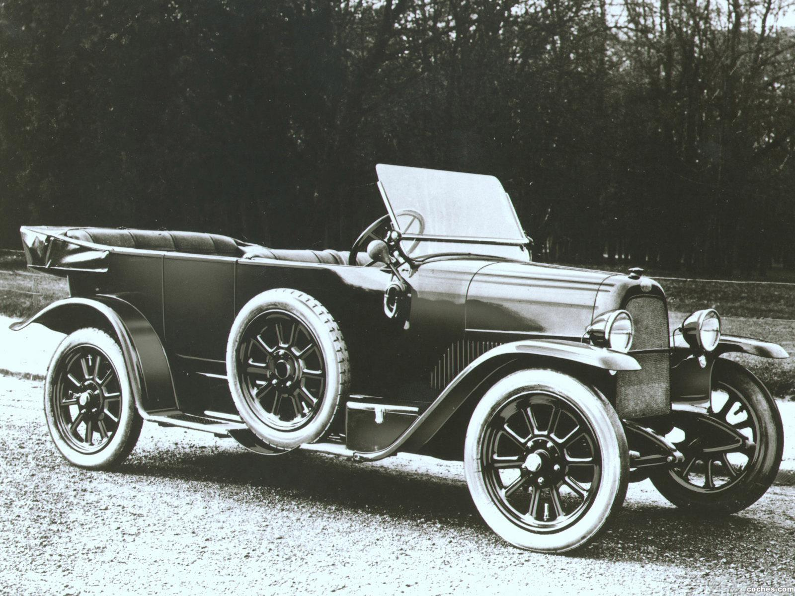 Foto 0 de Fiat 505 1919