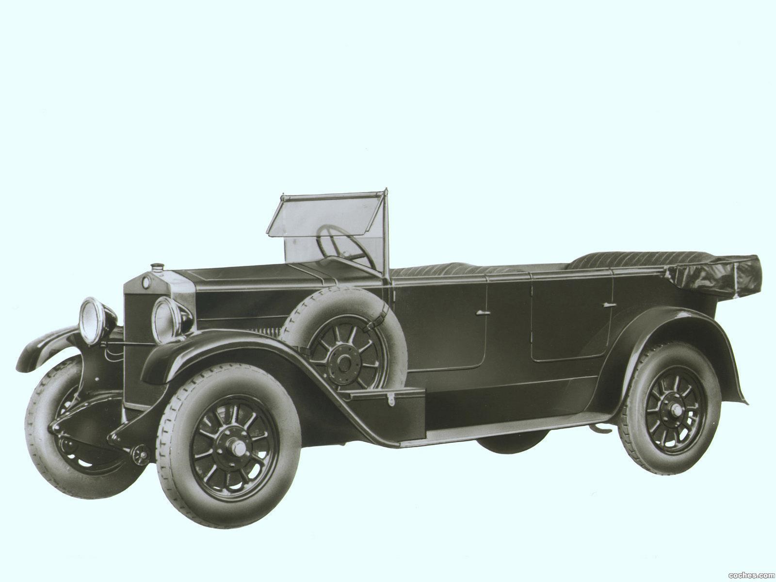 Foto 0 de Fiat 507 Touring 1926
