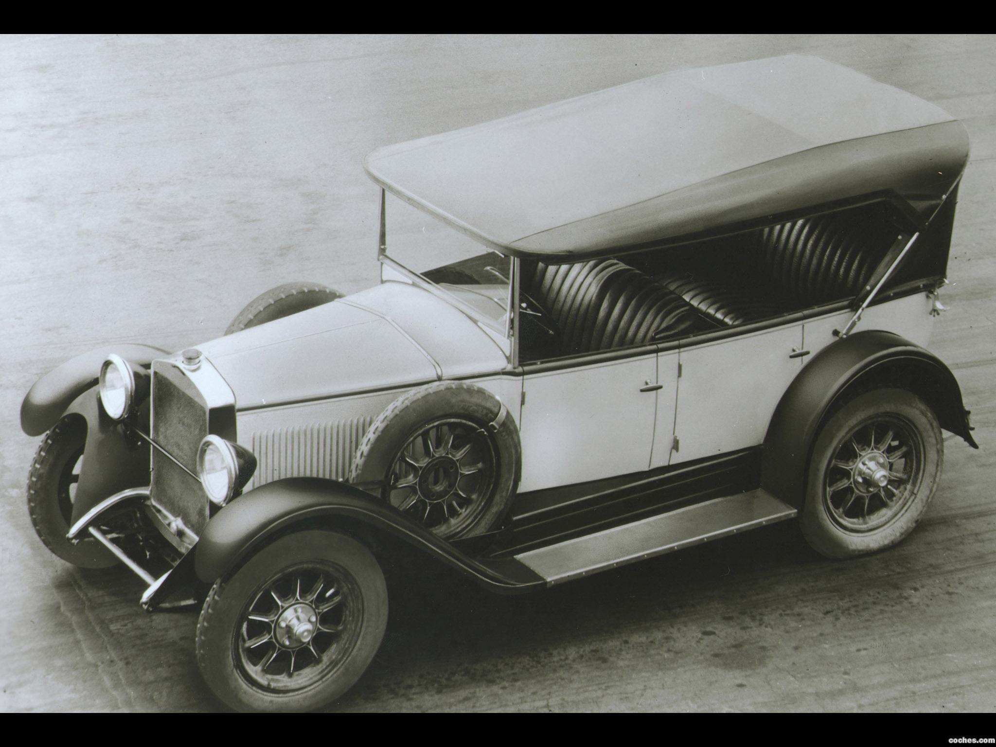 Foto 0 de Fiat 520 1937