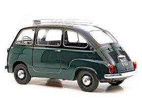 Ver foto 3 de Fiat 600 Multipla Taxi 1956