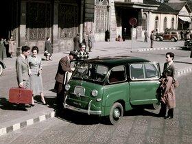 Ver foto 2 de Fiat 600 Multipla Taxi 1956